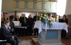Konfirmation Obbornhofen 15.04.2018